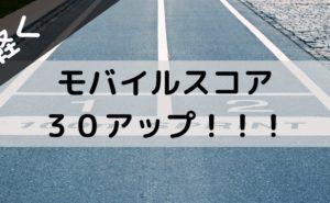 ブログ汁トップページ ページスピードインサイトモバイルスコア30アップ 300x185