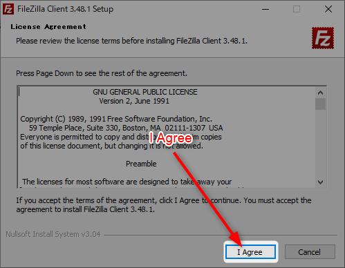 【アフィンガー5】モバイル表示速度スコアが30アップした3つの方法 6 filezillaインストール