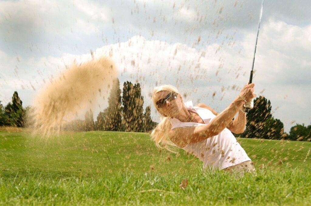 【ゴルフコースデビュー】前日練習なしの方が結果が良いかも?! バンカー 1611804761 1024x680