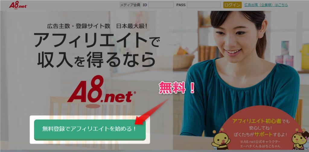【知らなきゃ損!】a8セルフバックでエックスサーバーお得に契約 1 A8NETエックスサーバーセルフバック手順 1024x506