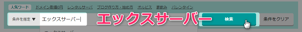 【知らなきゃ損!】a8セルフバックでエックスサーバーお得に契約 4 A8NETエックスサーバーセルフバック手順